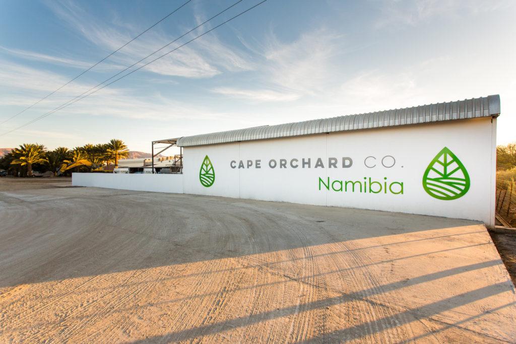 Cape Orchard Company Rebranding